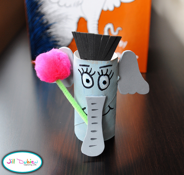 Horton Hears a Who Craft