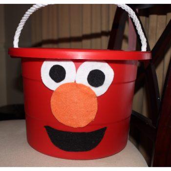 Elmo Bucket