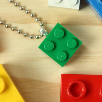 Lego Necklaces