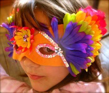 Mardi Gras Masks