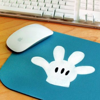 Mickey Mouse Pad