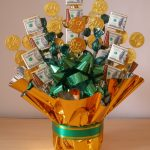 Tasty Money Candy Bouquet