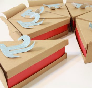 Pi Day Pie Gift Boxes
