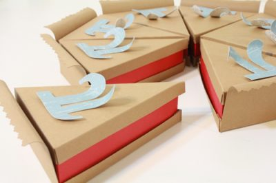 Pi Day Pie Gift Boxes