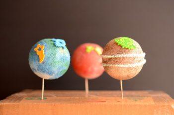 Easy Preschool Planets