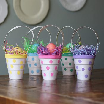 Polka Dot Treat Cups