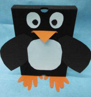 Shoebox Penguin