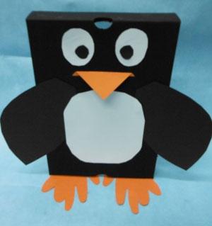 Shoebox Penguin