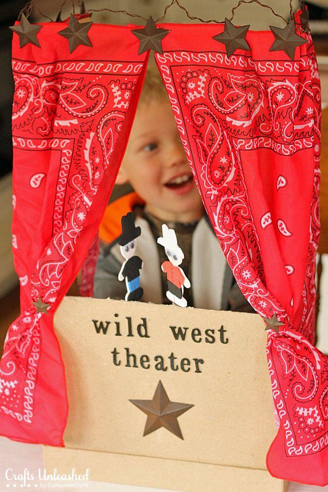 Wild West Puppet Theater