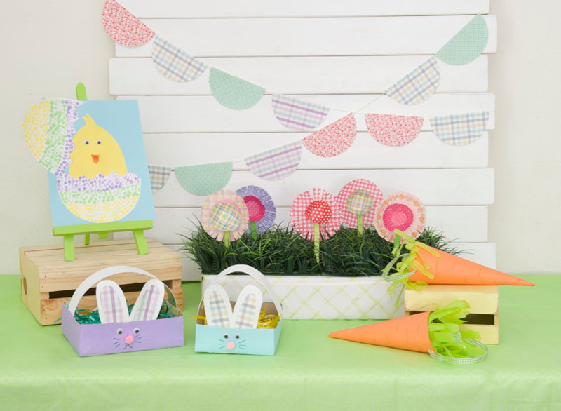 4 Easter Party Crafts and Takeaways for Kids