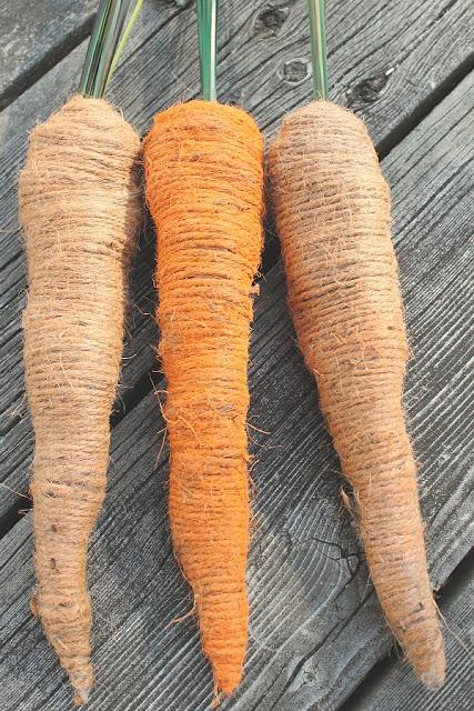 Twine Carrots