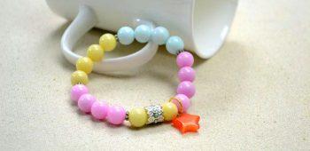 Pastel Jade Bracelet