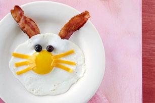 Funny Bunny Eggs