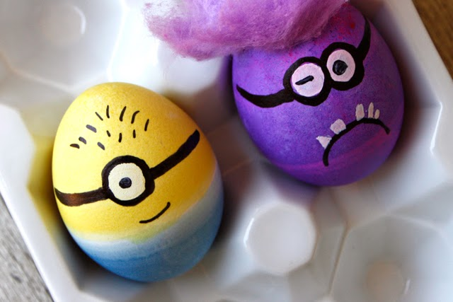 Minion Easter Eggs Fun Family Crafts