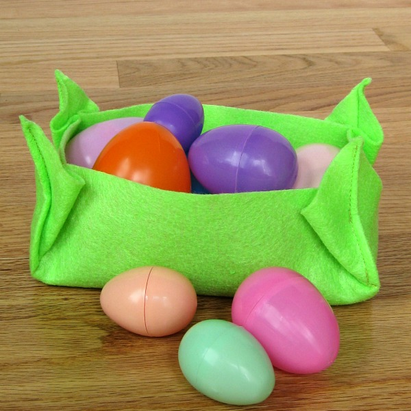 Last Minute Easter Baskets