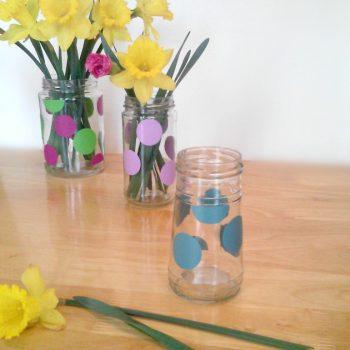 Easy Jar Vase