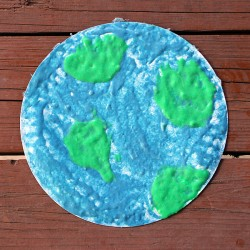 Paper-Plate-Earth