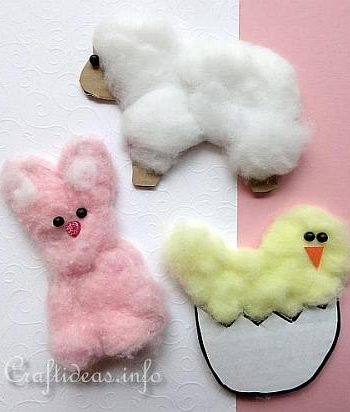 Soft Easter Animals