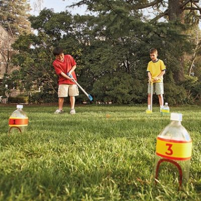 build-a-portable-golf-course