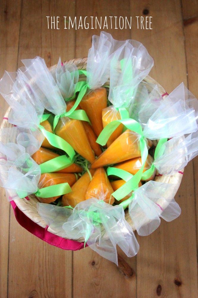 Carrot play dough fun family crafts negle Choice Image