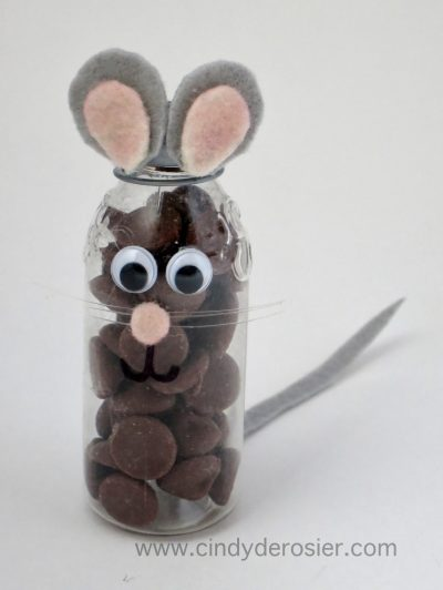 Chocolate Chip Mouse