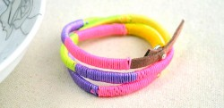 Multi-colored Friendship Bracelet