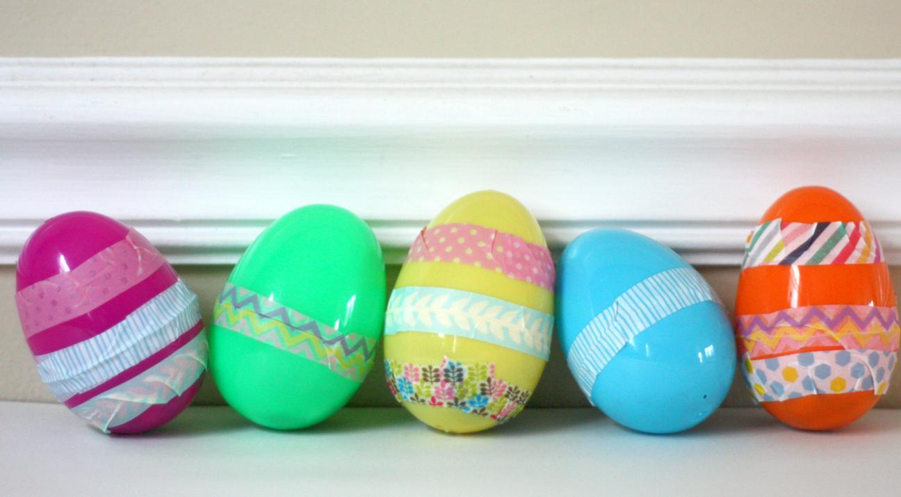 Easter Egg Maracas