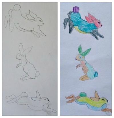 Mome Raths & Tiger Rabbits