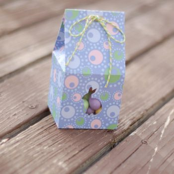 Cut-Out Easter Treat Cartons