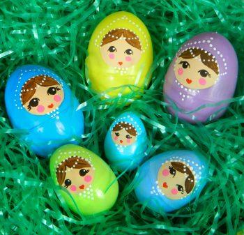 Nesting Easter Eggs