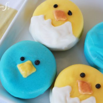 Oreo Easter Chicks