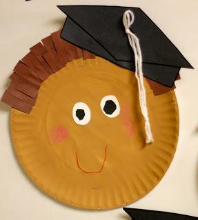 Paper Plate Graduates