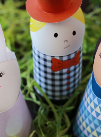 Printable Egg Holders