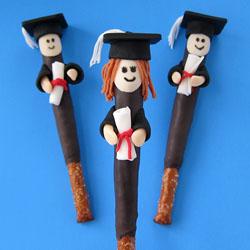 Pretzel Pop Graduates