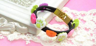 Shank Button Bracelet