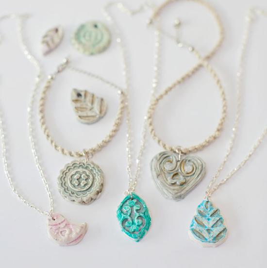 7-diy-clay-pendant-necklace