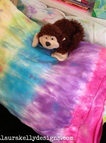 Tie-Dye Pillowcases