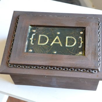 Dad's Trinket Box