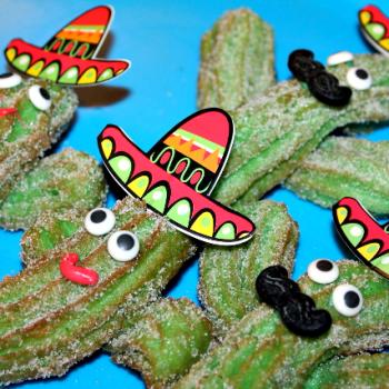 Cactus Churros