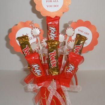 Candy Bouquet Gift