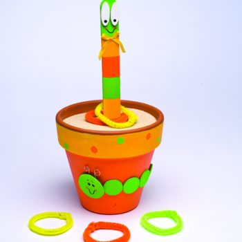 Wiggly Worm Ring Toss