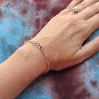 Crochet Wish Bracelet