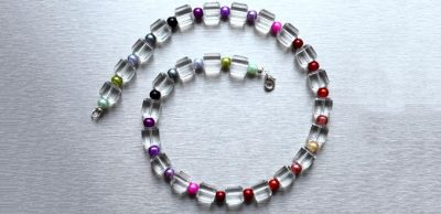 Crystal Rainbow Necklace