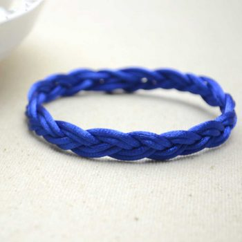 One-Rope Sailor Knot Friendship Bracelet