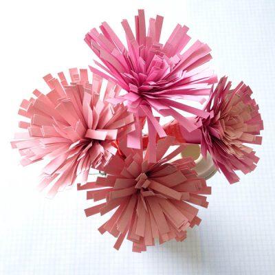 DIY Origami Rose Bouquet | 400x400