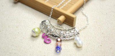 Tibetan-Inspired Necklace