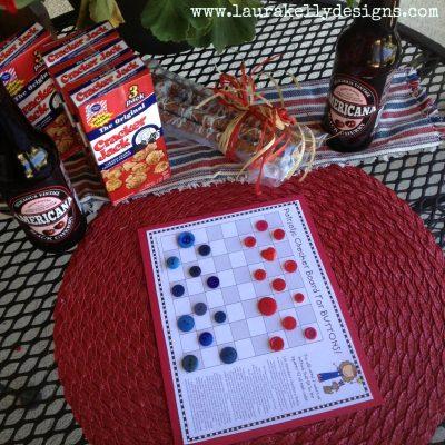 Button Checkerboard