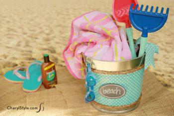 Beach Bucket