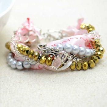 Multi-Strand Braided Bracelet