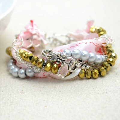 Multi-Strand Braided Bracelet